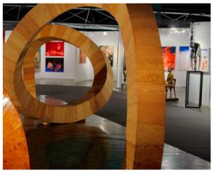 Miami International Art Fair & Mobile Marketing
