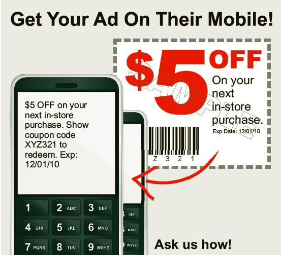 SMS Text Mobile Marketing Tips for the Holiday Retail Season
