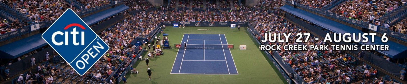 Citi Open Uses Text to Win Platform for it's Tennis Tournament Sweepstakes