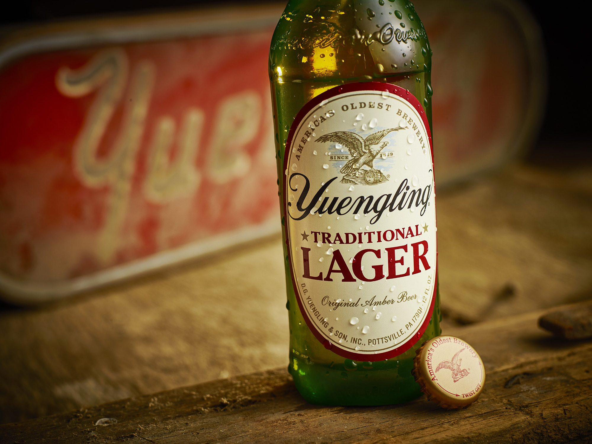 D. G. Yuengling & Son Brewery Text to Win Sweepatkes Targets Hispanic Consumers in Spanish - Product