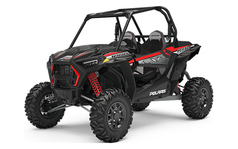 ERX Ultimate Off-Road Text to Win Sweepstakes 2019 Polaris RZR XP 1000