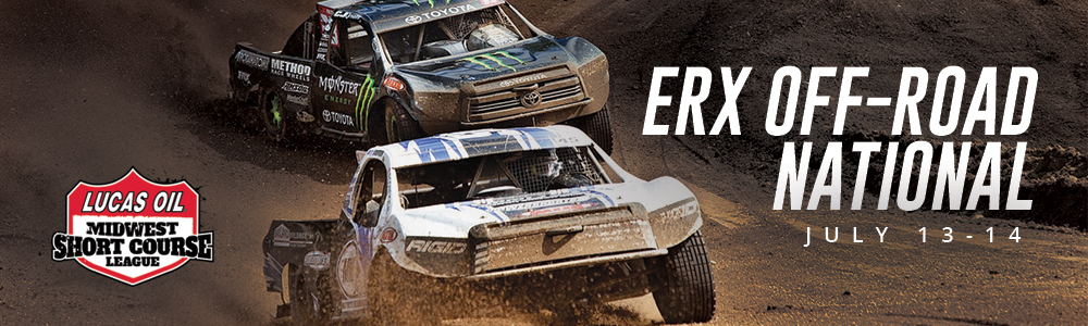 ERX Ultimate Off-Road Text to Win Sweepstakes by Sweeppea