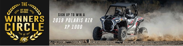 ERX Ultimate Off-Road Text to Win Sweepstakes