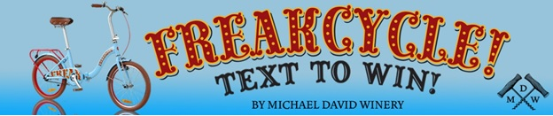 Michael David Winery Text to Win Sweepstakes
