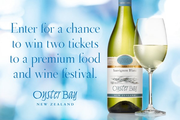 Oyster Bay Winery Text To Win Sweepstakes Case Study