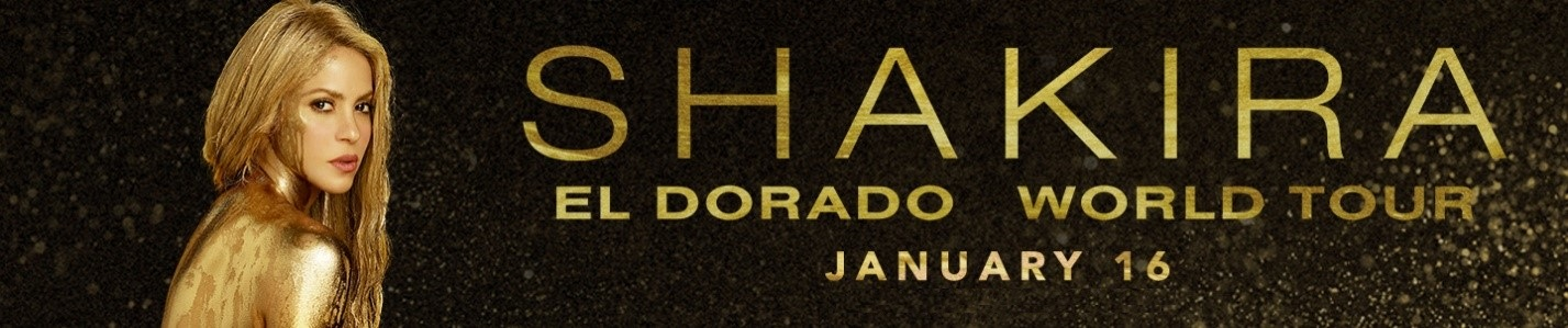 Shakira's Tour uses Text to Win Concert Promotion for Ticket Giveaway