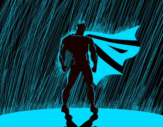 Marketing lessons learned from a super hero.