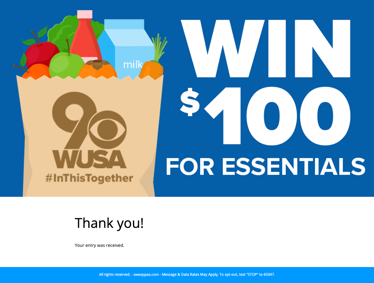 WUSA-9-Text-to-Win-Thank-You