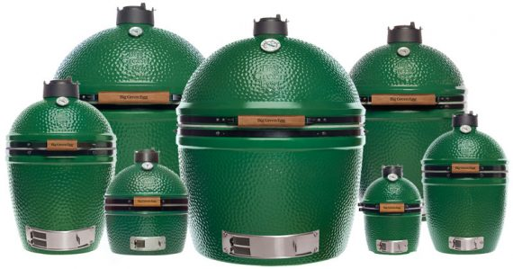 Big Green Egg Grills Used as Valued Prize for Mobile Sweepstakes