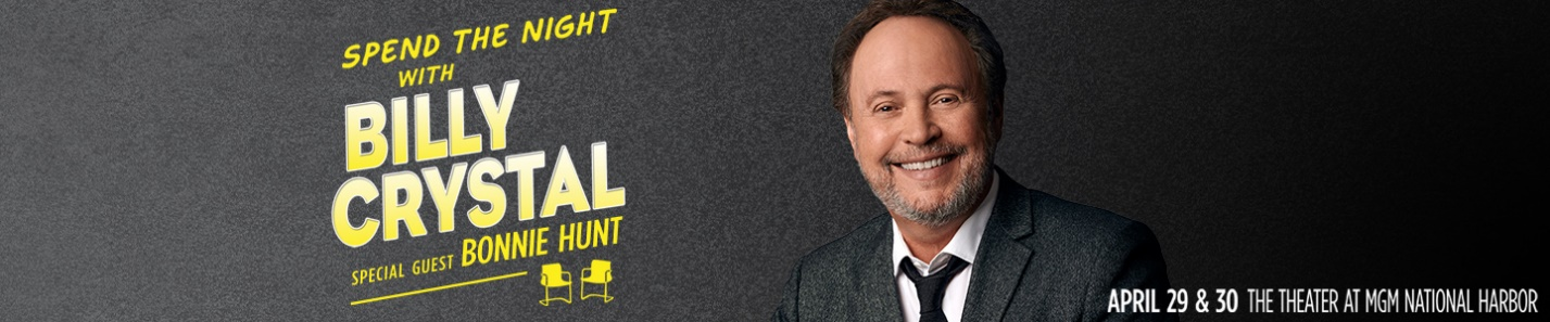Billy Crystal's New Show Uses Sweeppea's Text-to-Win for Event Promotion