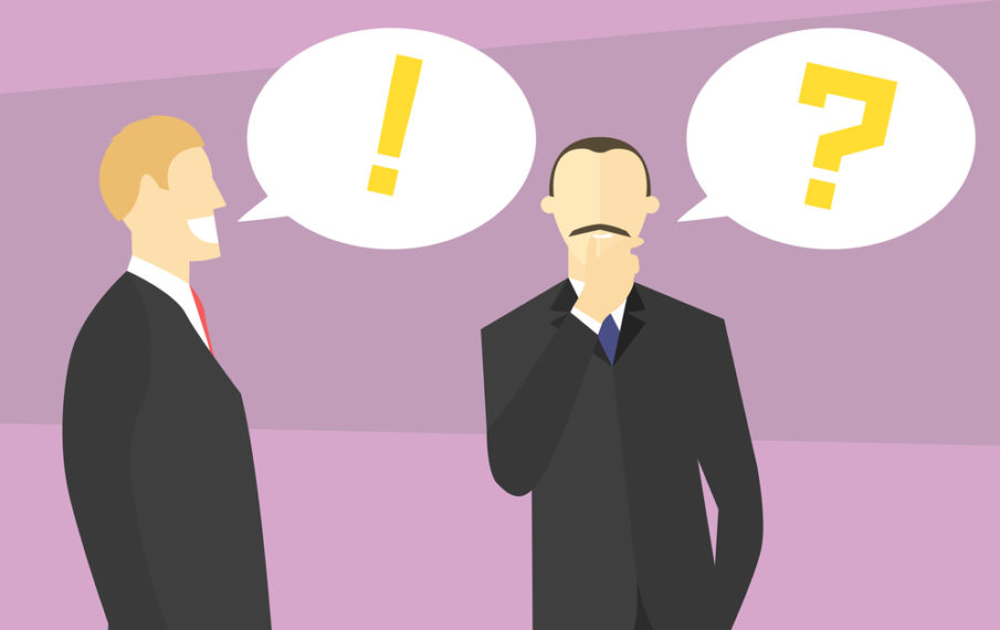 boss doubts, boss questions, making decisions, sms marketing questions