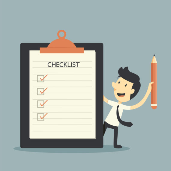 Your Text to Win Checklist for Legal Rules