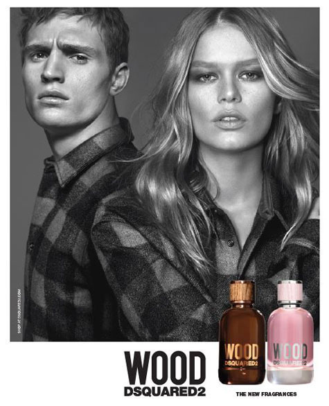 Dsquared2 Wood Fragrance Text to Win Sweepstakes