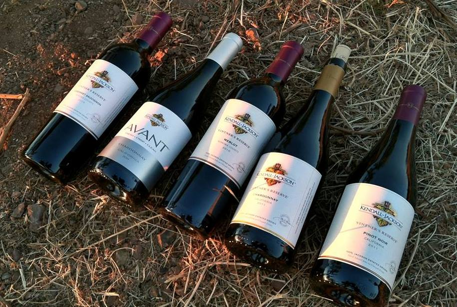 Kendall Jackson Wines uses Mobile Sweepstakes with Highly Valued Prize